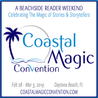 Coastal Magic Reader Conference 2019