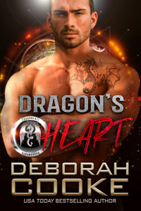 Dragon's Heart, book 3 of the DragonFate series of paranormal romances by Deborah Cooke