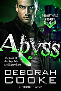 Abyss, an urban fantasy romance featuring a fallen angel hero and book four of the Prometheus Project by Deborah Cooke