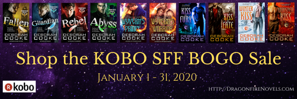 Shop the Kobo SFF BOGO Sale January 1 - 31 2020