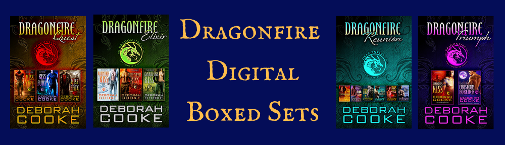 The Dragonfire Novels