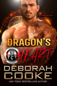 Dragon's Heart, book three of the DragonFate novels series of paranormal romances by Deborah Cooke