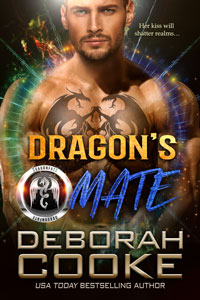 Dragon's Mate, book 4 of the DragonFate series of paranormal romances by Deborah Cooke