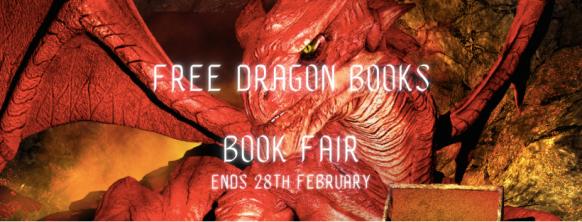 Free Dragon PNR Romances BookFunnel promotion February 2021