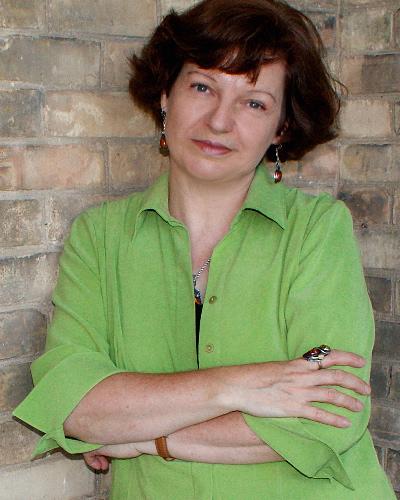 Deborah Cooke, author of the Dragonfire Novels