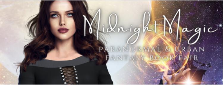 Midnight Magic BookFunnel Promotion