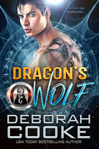 Dragon's Wolf, book five of the DragonFate series of paranormal romances by Deborah Cooke