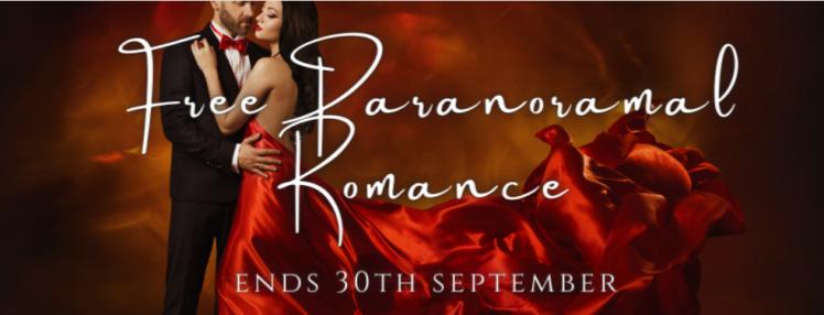 Free Paranormal Romance September 2021 promotion